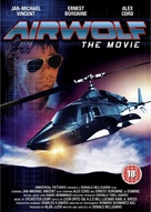 Airwolf - British DVD movie cover (xs thumbnail)