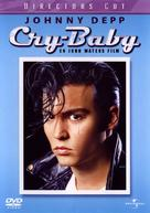 Cry-Baby - Swedish DVD movie cover (xs thumbnail)