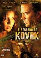 The Kovak Box - Brazilian Movie Cover (xs thumbnail)