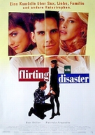 Flirting with Disaster - German Movie Poster (xs thumbnail)