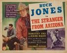 The Stranger from Arizona - Movie Poster (xs thumbnail)