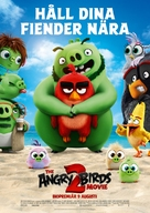 The Angry Birds Movie 2 - Swedish Movie Poster (xs thumbnail)