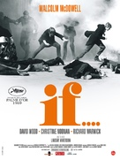 If.... - French Movie Poster (xs thumbnail)