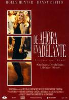 Living Out Loud - Spanish Movie Poster (xs thumbnail)