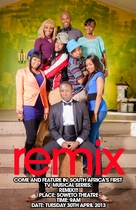 """""""Remix"""" - South African Movie Poster (xs thumbnail)"""