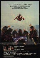 Superman II - Movie Poster (xs thumbnail)