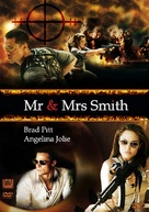Mr. & Mrs. Smith - DVD cover (xs thumbnail)