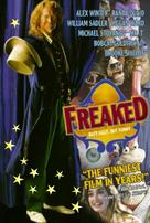 Freaked - DVD movie cover (xs thumbnail)