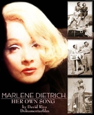 Marlene Dietrich: Her Own Song - Movie Poster (xs thumbnail)