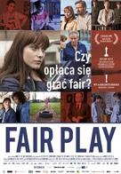 Fair Play - Polish Movie Poster (xs thumbnail)