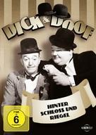 Pardon Us - German DVD cover (xs thumbnail)