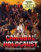Cannibal Holocaust - Blu-Ray movie cover (xs thumbnail)