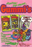 """The Gummi Bears"" - Italian VHS cover (xs thumbnail)"