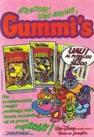 """The Gummi Bears"" - Italian VHS movie cover (xs thumbnail)"