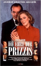 Prizzi's Honor - German Movie Poster (xs thumbnail)