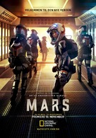 Mars - Danish Movie Poster (xs thumbnail)