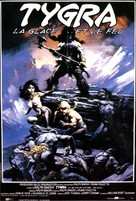 Fire and Ice - French Movie Poster (xs thumbnail)