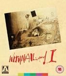 Withnail & I - British Blu-Ray movie cover (xs thumbnail)