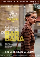 Barbara - Italian Movie Poster (xs thumbnail)