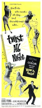 The Continental Twist - Movie Poster (xs thumbnail)