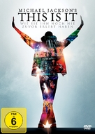 This Is It - German DVD cover (xs thumbnail)