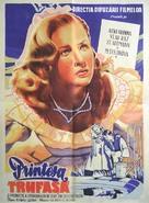 Pysná princezna - Romanian Movie Poster (xs thumbnail)