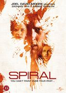 Spiral - Danish Movie Cover (xs thumbnail)