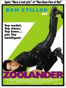 Zoolander - French Movie Poster (xs thumbnail)