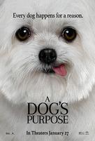 A Dog's Purpose - Movie Poster (xs thumbnail)