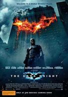 The Dark Knight - Australian Movie Poster (xs thumbnail)