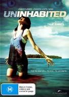 Uninhabited - Australian DVD cover (xs thumbnail)