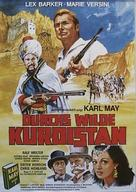 Durchs wilde Kurdistan - German Movie Poster (xs thumbnail)