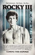 Rocky III - Advance movie poster (xs thumbnail)