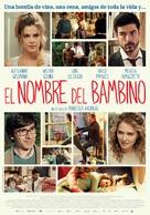 Il nome del figlio - Spanish Movie Poster (xs thumbnail)