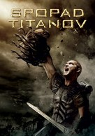 Clash of the Titans - Slovenian Movie Poster (xs thumbnail)