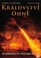 Reign of Fire - Czech Movie Poster (xs thumbnail)