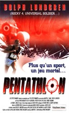 Pentathlon - French VHS cover (xs thumbnail)