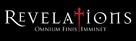 """Revelations"" - Logo (xs thumbnail)"
