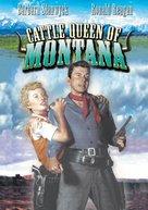 Cattle Queen of Montana - DVD cover (xs thumbnail)