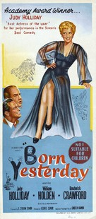 Born Yesterday - Australian Movie Poster (xs thumbnail)