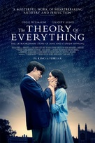 The Theory of Everything - Norwegian Movie Poster (xs thumbnail)