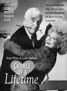 Chance of a Lifetime - DVD movie cover (xs thumbnail)