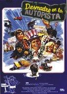 Honky Tonk Freeway - Spanish Movie Poster (xs thumbnail)