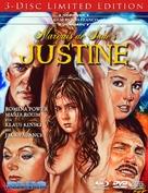 Marquis de Sade: Justine - Blu-Ray cover (xs thumbnail)