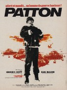 Patton - French Movie Poster (xs thumbnail)