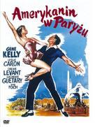 An American in Paris - Polish Movie Cover (xs thumbnail)