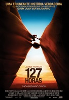 127 Hours - Portuguese Movie Poster (xs thumbnail)