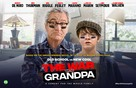 The War with Grandpa - Singaporean Movie Poster (xs thumbnail)