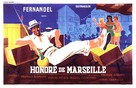 Honorè de Marseille - French Movie Poster (xs thumbnail)