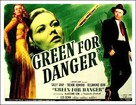 Green for Danger - Movie Poster (xs thumbnail)